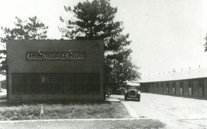 Ames Tourist Court
