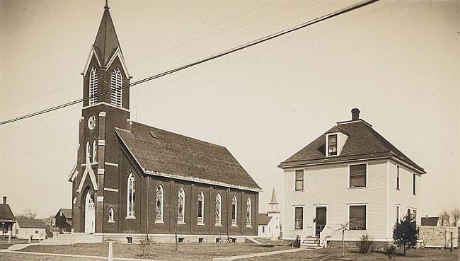 St  Cecilia Catholic Church | Ames Historical Society