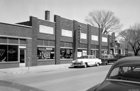 Dubuque Car Dealerships >> Allen Motor Company | Ames History Museum