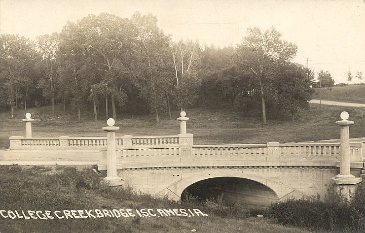College Creek Bridge